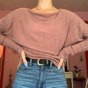 Long Sleeved Free People Thermal